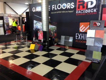 RaceDeck Exhibition