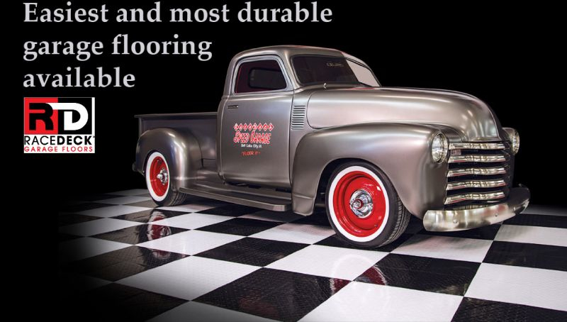 Tuffshield Garage Flooring